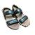 ボッテガヴェネタ メンズ 靴 レザーストラップサンダル 画像