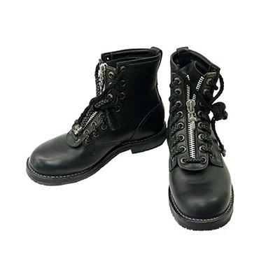 クロムハーツ ブーツ ×ウエスコ ファイアーマン ブーツ 画像