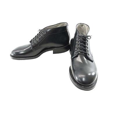 クロムハーツ ブーツ ×オールデン チャッカ ブーツ 画像