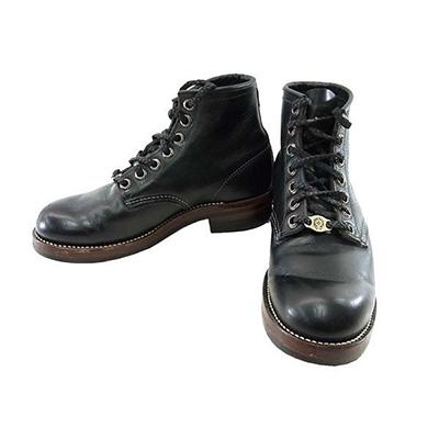 クロムハーツ ブーツ ×レッドウィング ベックマンブーツ 画像