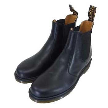 サイドゴア チェルシー ブーツ画像