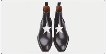 ジバンシィ メンズ 靴 星 画像