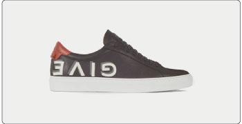 ジバンシィ メンズ 靴 ローカットスニーカー 画像