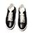 ジバンシィ メンズ 靴 ローカットスニーカー 黒 画像