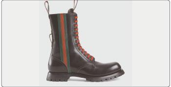 グッチ メンズ 靴 ブーツ 画像