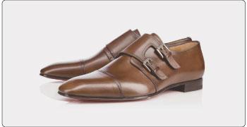 ルブタン 革靴 画像