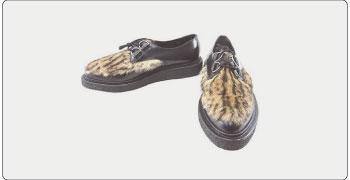 サンローランパリ ブーツ クリーパーズ 画像